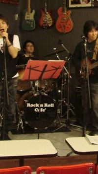 Rock'n Roll Cafe' My Band